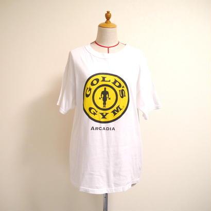 """""""GOLD GYM"""" logo print T-sh"""