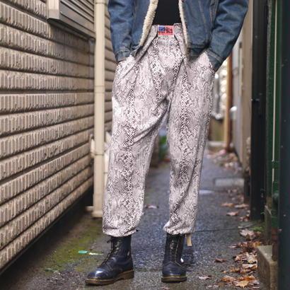 80s python easy pants