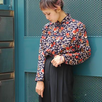 Flower China shirt