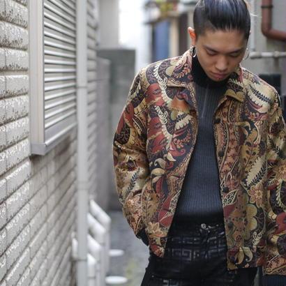 Open collar goblin jacket