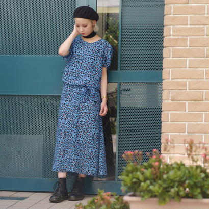 80's design dress
