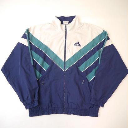 90's adidas jog top