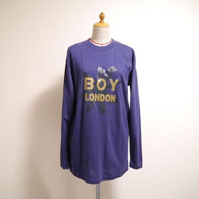 """BOY LONDON"" logo L/S cutsew"