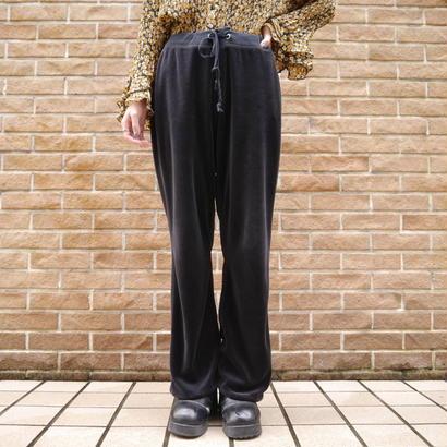 Velours easy pants