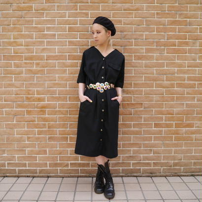 80s Modern S/S dress