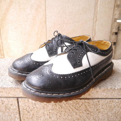 Dr.Martens wing tip shoes