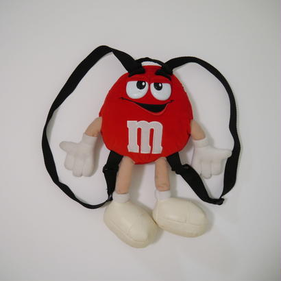 m&m's soft toy bag