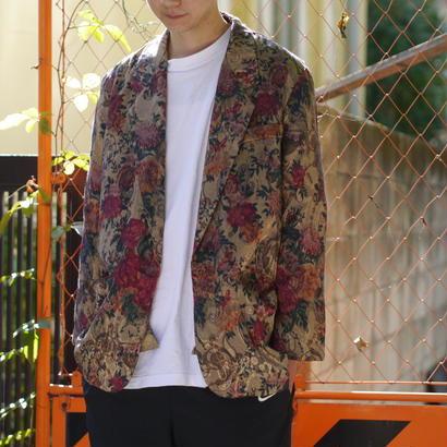 Shiny  Rose tailored jacket