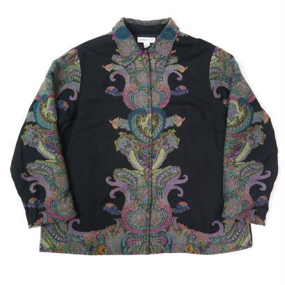 Oriental fabric  jacket