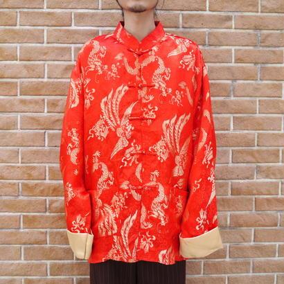 Oversized China shirt