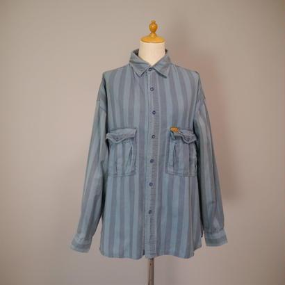 80s Stripe L/S shirt