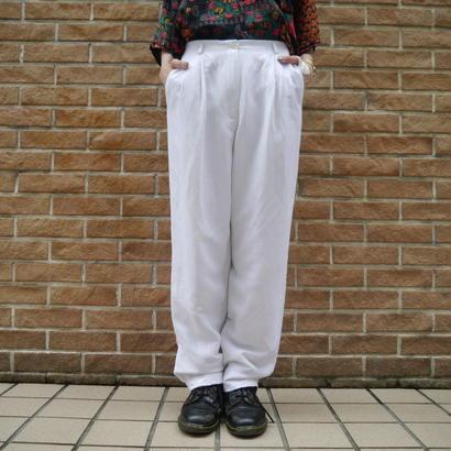 Linen slacks pants