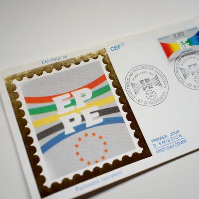 ヴィンテージ封筒(EPPE)