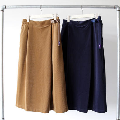 THE NORTH FACE PURPLE LABEL / Corduroy Field Skirt NTW5854N (レディース)