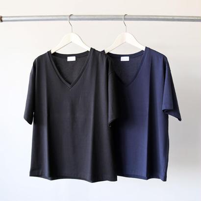 handvaerk ハンドバーク / VネックTシャツ WOMEN 6206