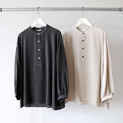 LE GLAZIK ル グラジック / ギャザーネックシャツ JL-3675 NLY (レディース)
