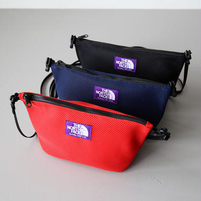 THE NORTH FACE PURPLE LABEL / Mesh Pouch M NN7820N