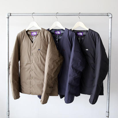 THE NORTH FACE PURPLE LABEL / Down Cardigan (メンズ) ND2754N