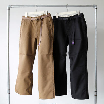 THE NORTH FACE PURPLE LABEL / Stretch Twill Wide Pants NT5855N (レディース)