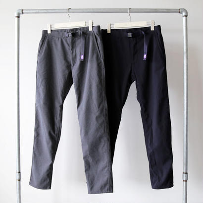 THE NORTH FACE PURPLE LABEL / Polyester Serge Field Pants NT5862N (メンズ)