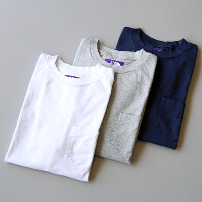 THE NORTH FACE PURPLE LABEL / 7oz H/S Pocket Tee (レディース) NT3803N