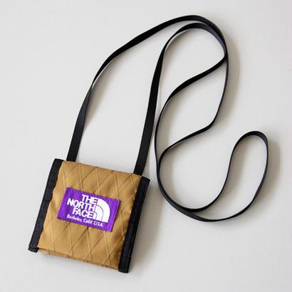 【カラー追加】THE NORTH FACE PURPLE LABEL / X-Pac Shoulder Mini Wallet NN7855N