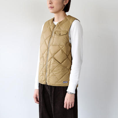 FIDELITY (フィデリティ) / LIGHT DOWN VEST FD72PM204