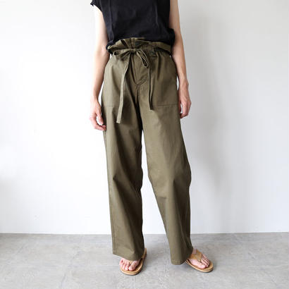 CHEVRE シェーブル / WOMENS WIDE PANTS 9082BH