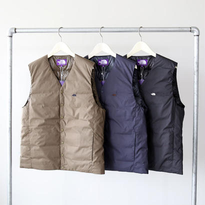 THE NORTH FACE PURPLE LABEL / Down Vest (メンズ) ND2755N