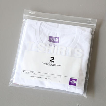 THE NORTH FACE PURPLE LABEL / COOLMAX® Pack Tee NT3515N