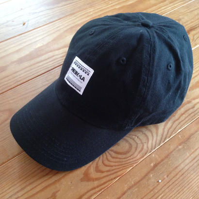 REIMGLA CottonCap(BLACK)