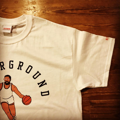 UNDER GROUND(dribble man)T-shirts