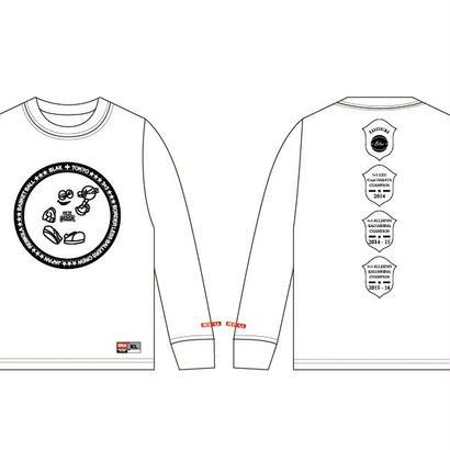 GO TOKYO LongT-Shirts(White/Black)