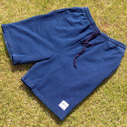 REIMGLA DENIM Half Sweat Pants