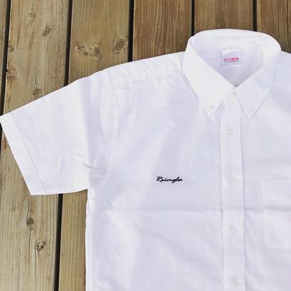 REIMGLA Oxford Shirt (White)