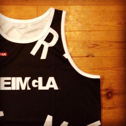 REIMGLA BIG LOGO  TANK(Black)
