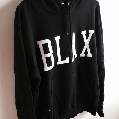 BLAX Logo パーカー(Black)