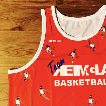 Dribble man TankTop(Red)