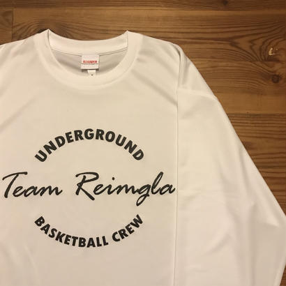 Team-REIMGLA Dry LongT-shirts(White)