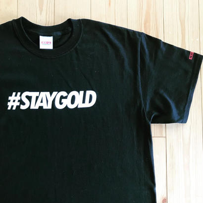 REIMGLA Message T -shirts [STAYGOLD]