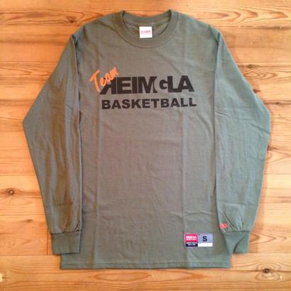 Team-REIMGLA Long-Tshirts(Khaki)
