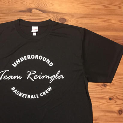 Team-REIMGLA DryT-Shirts(Black)