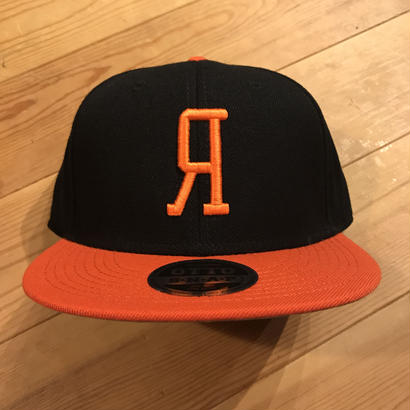 REIMGLA BB Cap(Black×Orange)