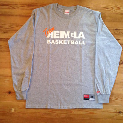 Team-REIMGLA Long-Tshirts(Gray)