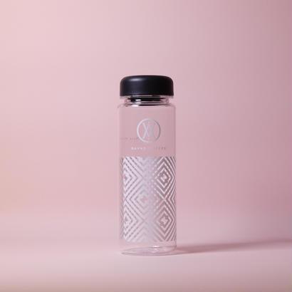 SAVAS COFFEE Original 500ml【make my day】clear tumbler.  《White》