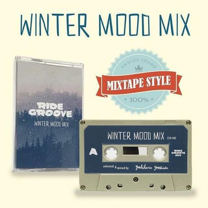 WINTER MOOD MIX / MIX-TAPE / TAPE 【季節限定商品】