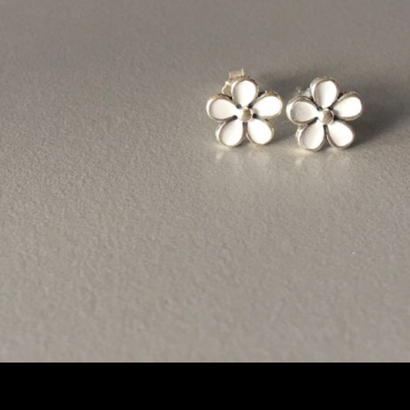 flower pierce(silver925)