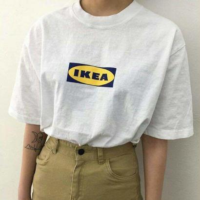IKEA イケア Tシャツ