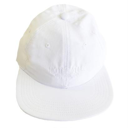 HOTEL BLUE   TASLAN CAP WHITE ホテルブルー キャップ