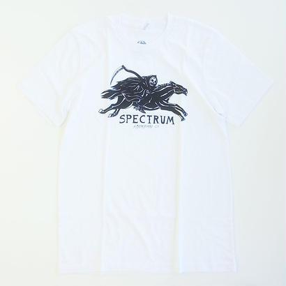 SPECTRUM SKATEBOARD  ERIC KENNEY TEE WHITE スペクトラムスケートボード Tシャツ